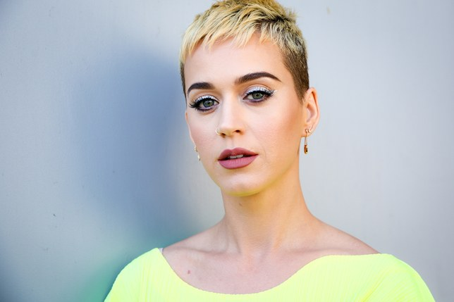 Katy Perry Pixie