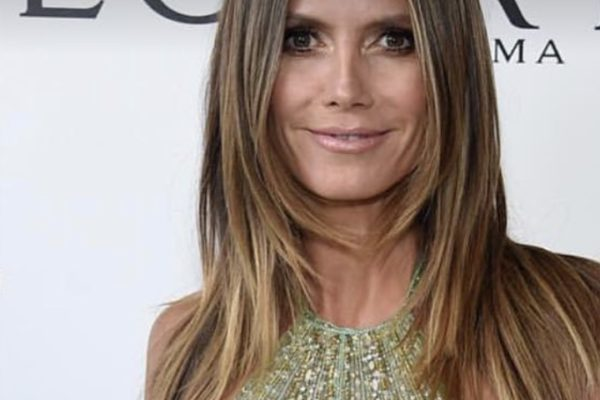 Heidi Klum   Photo Credit:  Rex Features