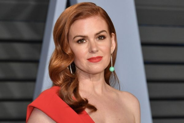 IslaFisher  Photo Credit: Getty Images