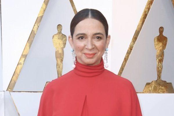 2018 Oscars Maya Rudolph